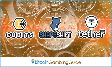 Cubits ShapeShift Tether