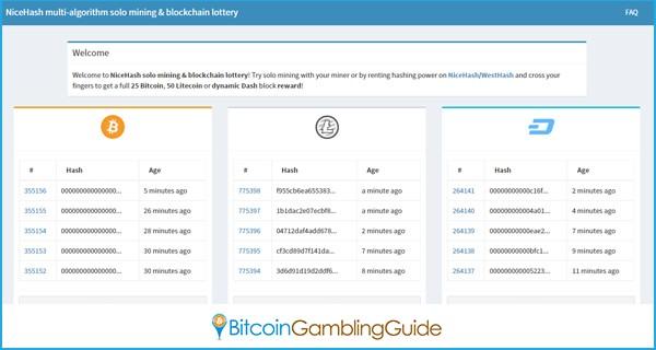 Bitcoin Solo Mining