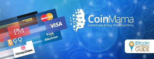 Buy BTC on CoinMama