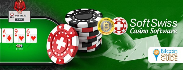 SoftSwiss Online Poker Software