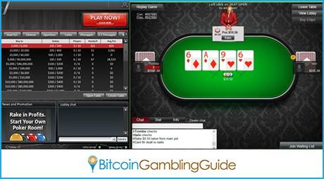 SoftSwiss Bitcoin Poker