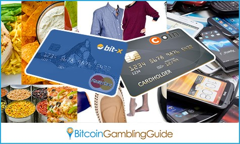 Bitcoin Credit & Debit Cards
