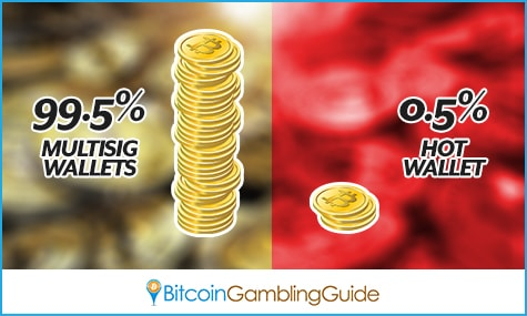 0.5% Bitcoin Funds Lost