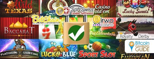 Provably Fair Games Popularize Bitcoin Gambling