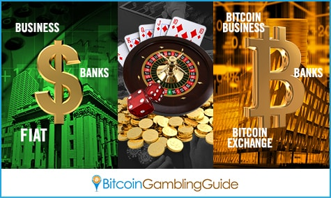 Bitcoin Gambling in US