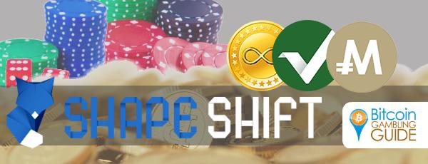ShapeShift Promotes Altcoin Gambling