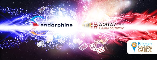 Endorphina and SoftSwiss