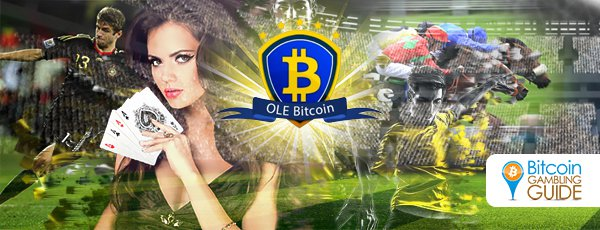 Asian sportsbooks on OLE Bitcoin