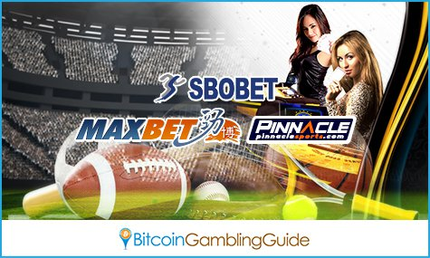 SBOBET, MaxBet, Pinnacle Sports