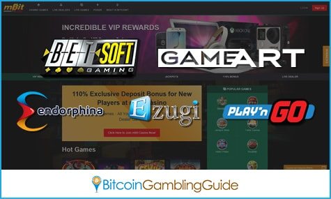 Bitcoin Slot Games
