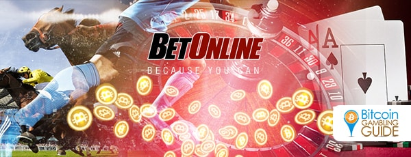 BetOnline.ag Bitcoin Players