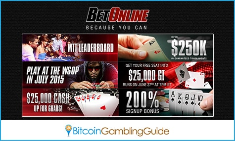 Bitcoin Poker Promotions