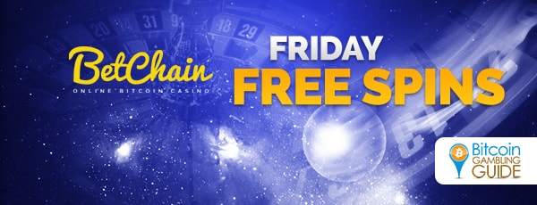 BetChain Casino Free Spins