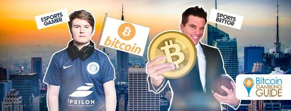 Bitcoin Awareness through Sports