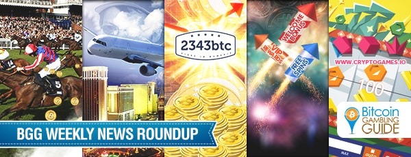 Roundup: Bitcoin Horse Betting & Cryptogames