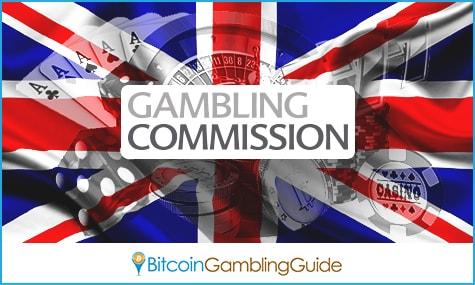 Bitcoin Gambling in UK