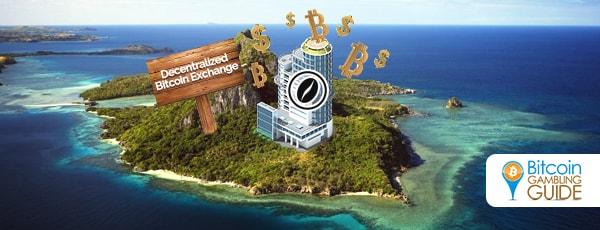 Decentralized Bitcoin Exchange