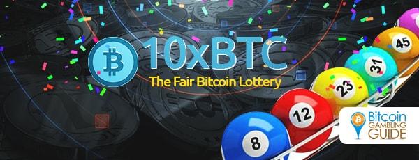 10XBTC Bitcoin Lottery