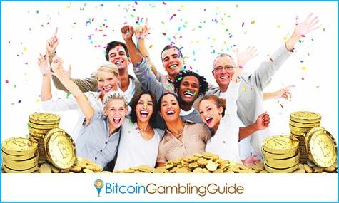 Bitcoin Lottery Wins