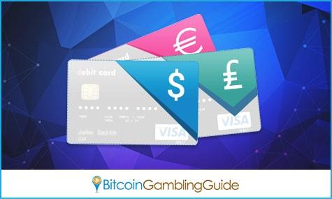 E-Coin Bitcoin Debit Card