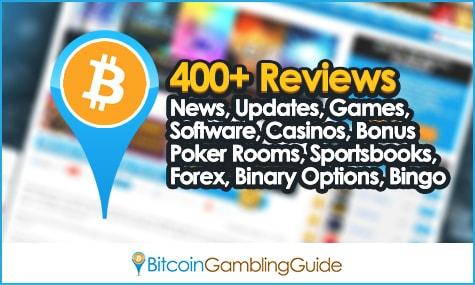 Bitcoin Gambling Guide Services