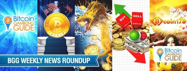 Roundup: China, Financial Trading & Coin178