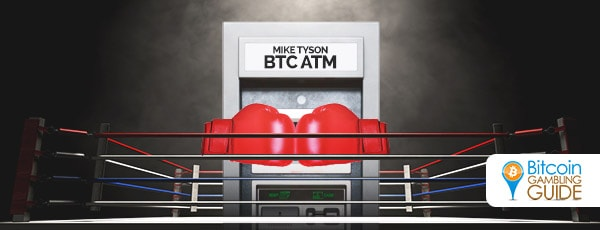 Tyson's Bitcoin ATM