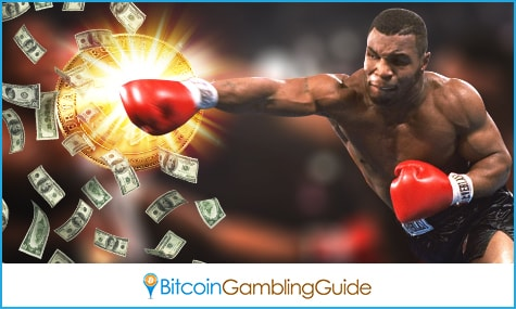Boxing and Bitcoin Gambling