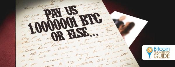 Bitcoin Extortion