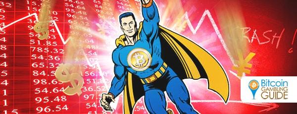 Bitcoin Amid Stock Market Crash