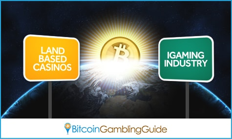 Bitcoin Gambling in iGaming Industry