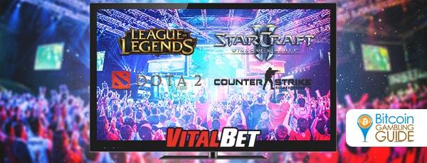 Live eSports Betting