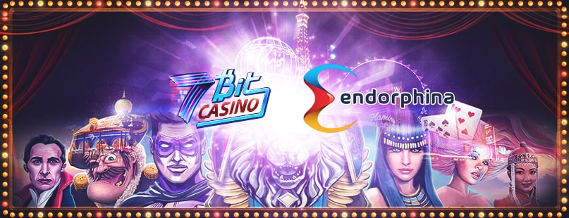 7BitCasino Levels Up With New Endorphina Games