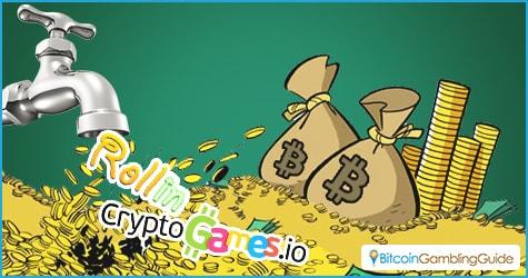 Bitcoin Faucet in Gambling