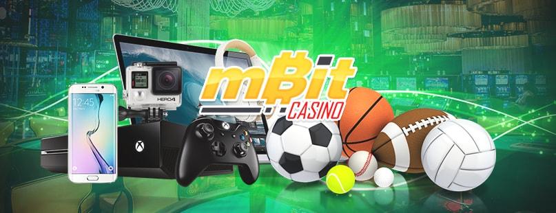 mBit Casino Exemplifies Great Platform Revolution