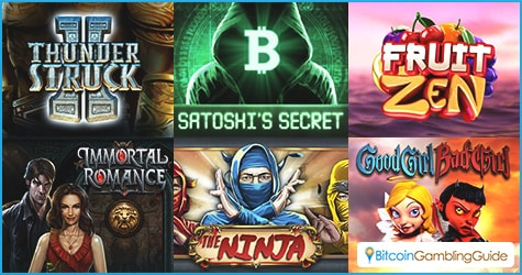 BitCasino.io New Games