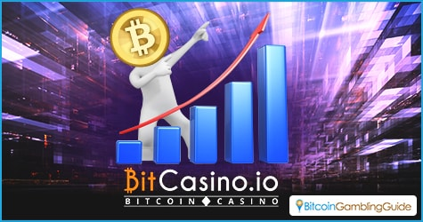BitCasino.io Success