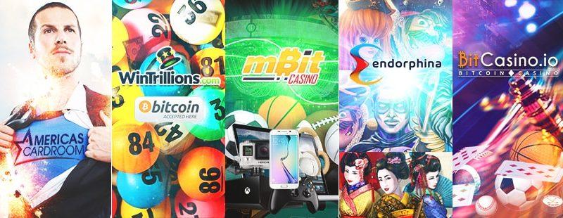 Popular Casinos in Bitcoin Gambling