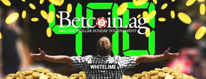 Betcoin.ag Poker Winner