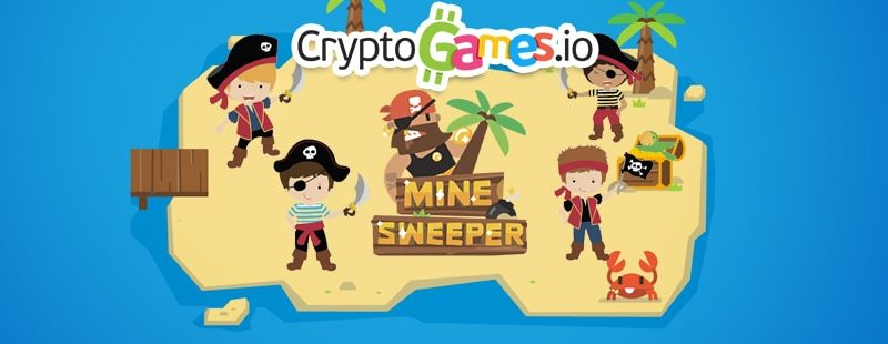 CryptoGames Minesweeper
