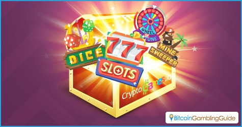 CryptoGames.io Bitcoin Games