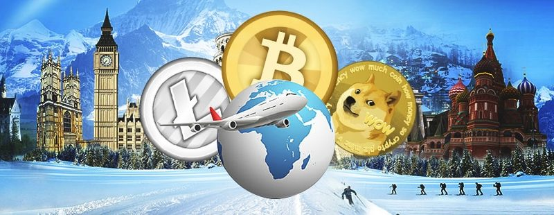 Bitcoin Payments for Travel