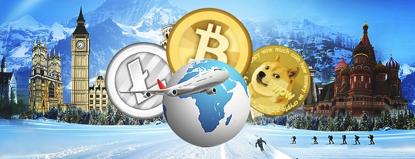 Traveling Using Bitcoin: An Innovation By Itself