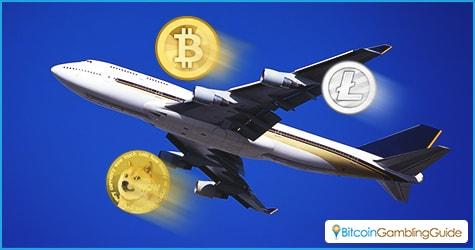 Travel Using Bitcoin