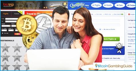 BTCTrip and CheapAir