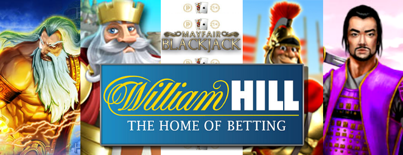 Exclusive William Hill Slots Boost Online Gambling