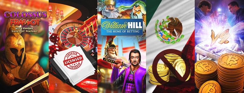 Roundup: William Hill, Licenses & Partial Cashouts