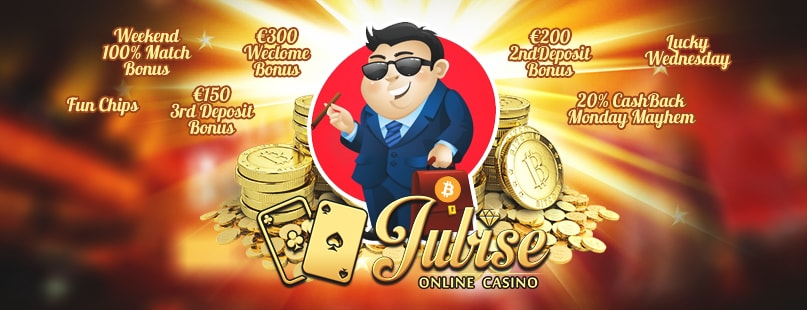 Versatile Set Of Bonuses Offered By Jubise Casino