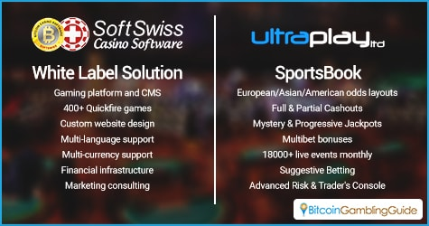 SoftSwiss and UltraPlay