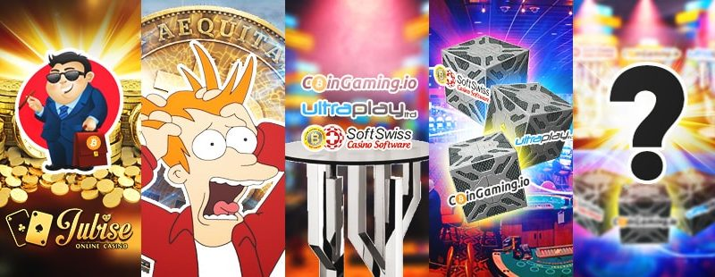 SoftSwiss, CoinGaming.io, And UltraPlay